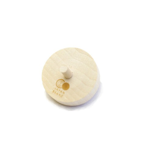 木製ミニ平コマ 和ノベルティデザイン